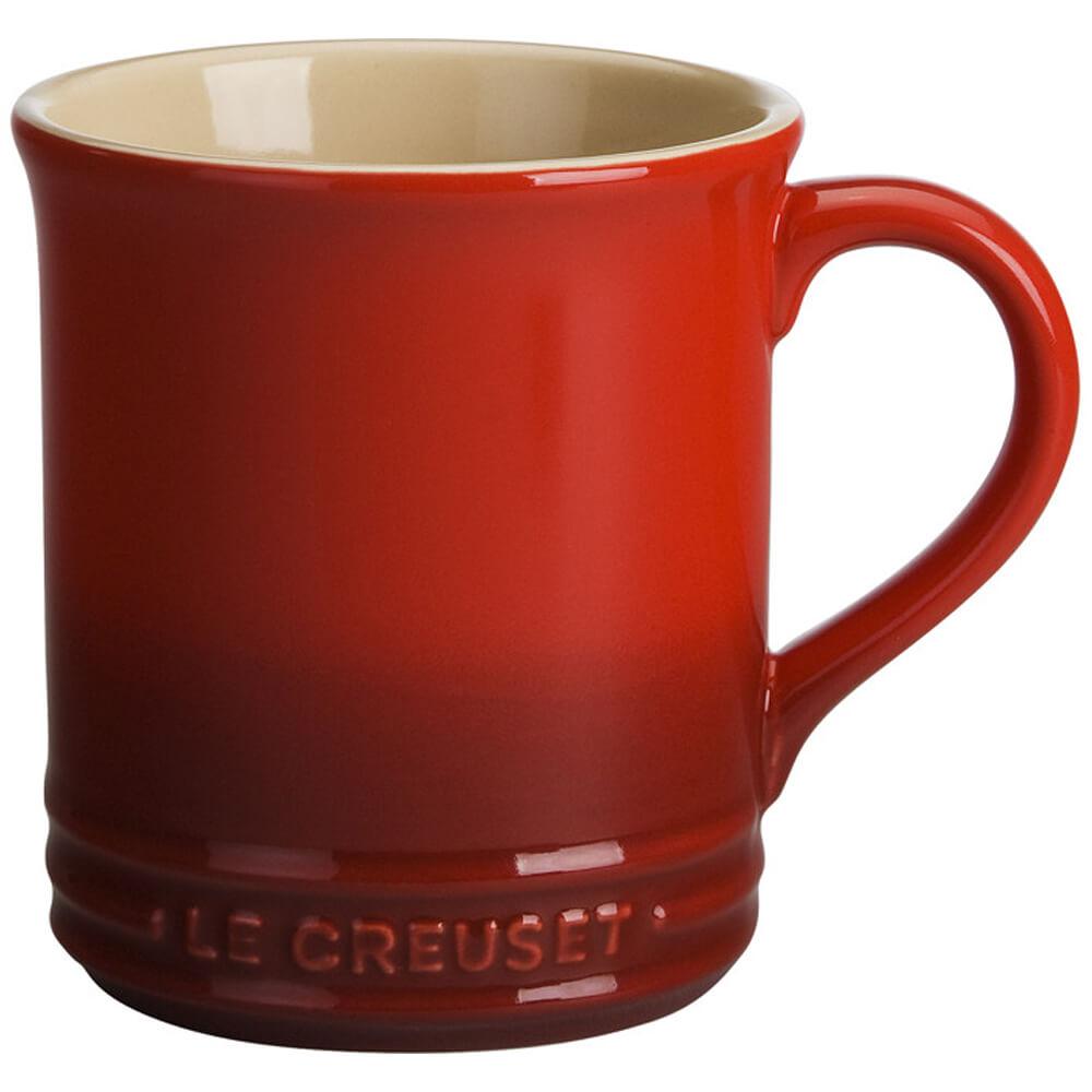 le creuset coffee mugs