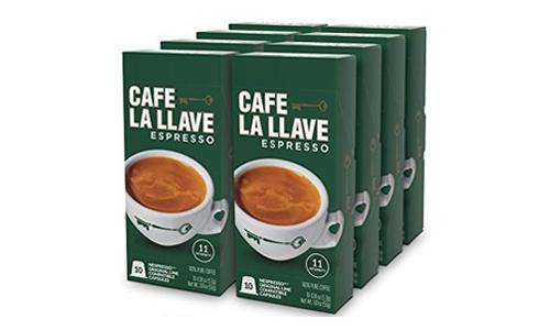Product 10 Café La Llave Espresso Capsules
