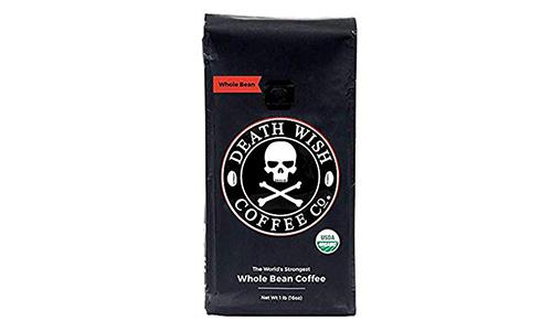 Product 10 Death Wish Organic Coffee