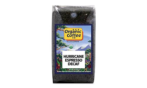 Product 12 Organic Coffee Co. Hurricane Espresso
