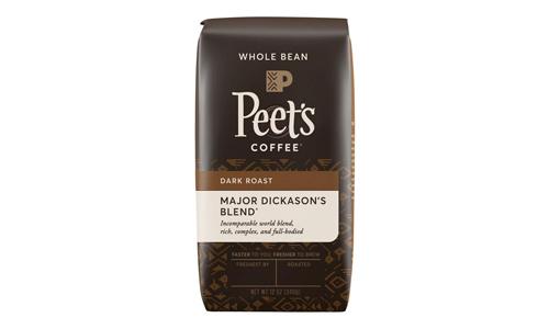 Product 12 Peet's Coffee Major Dickason's Blend