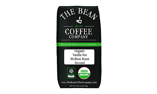 Product 13 The Bean Coffee Company Organic Vanilla Nut