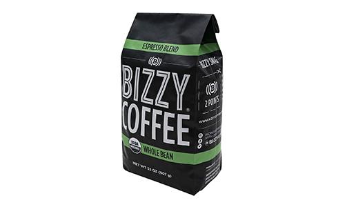 Bizzy Organic Espresso Blend