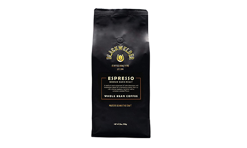 Product 15 Blackwelder Coffee, 100% Arabica Espresso