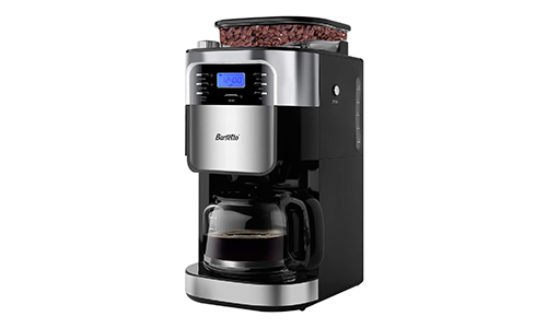 Product 19 Barsetto Grind and Brew Automatic Coffee Maker