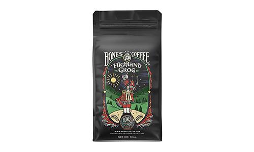 Product 19 Bones Coffee Company Highland Grog