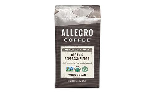 Allegro Organic Espresso Sierra