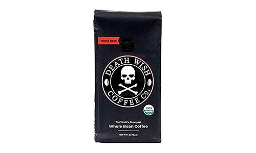 Product 2 Death Wish Organic Espresso