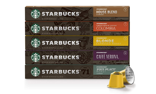 Product 3 Starbucks Nespresso Variety Pack