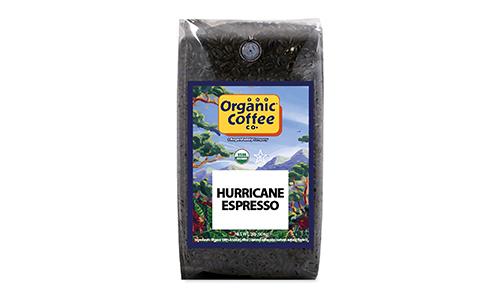 Product 5 The Organic Coffee Co. Hurricane Espresso
