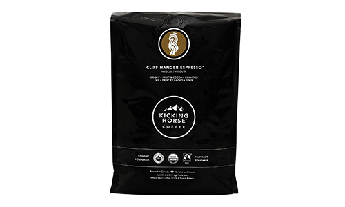 Product 6 Kicking Horse Coffee Cliff Hanger Espresso