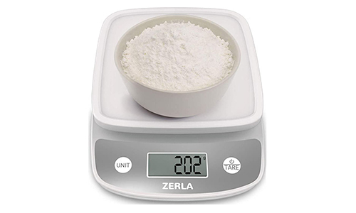 Product 6 Zerla Digital Kitchen Scale