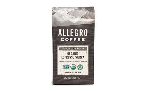 Product 7 Allegro Coffee Organic Espresso Sierra
