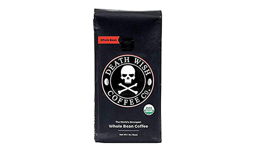 Product 8 Death Wish Organic USDA Certified Coffee