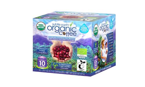Product 8 Subtle Earth Organic Nespresso Capsules