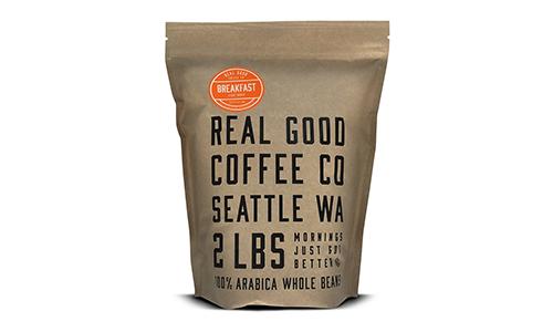 Real Good Coffee Whole Bean