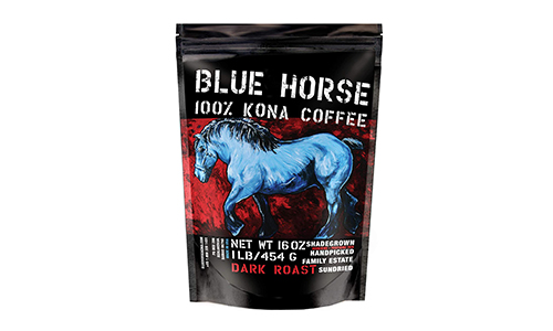 Product 1 Blue Horse Kona Coffee