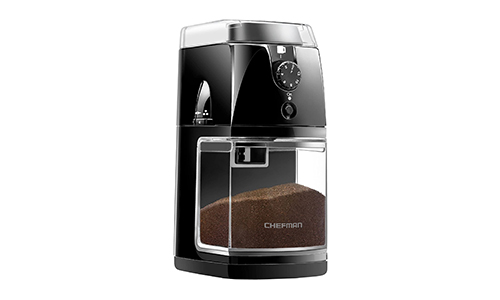 Product 1 Chefman Coffee Burr Grinder