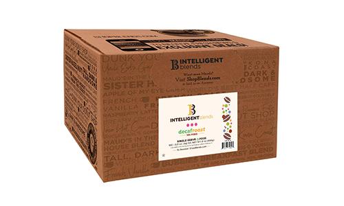 Product 10 Intelligent Blends Dark Roast Decaf