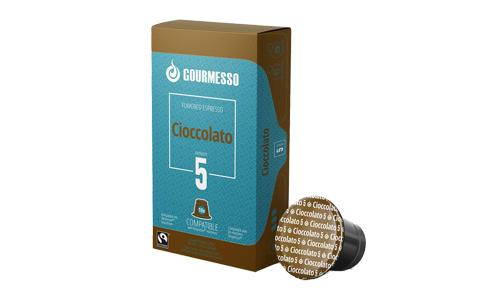Product 12 Gourmesso Fairtrade Espresso Capsules