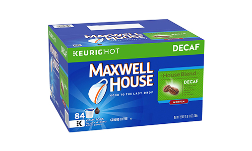 Product 12 Maxwell House Decaf