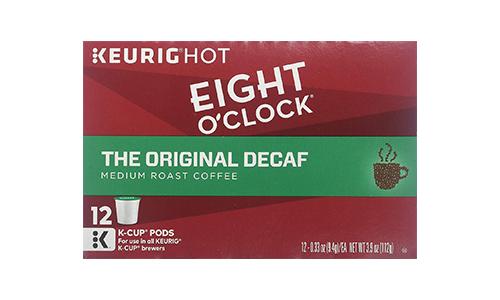 Product 14 Eight O'Clock Coffee Decaf