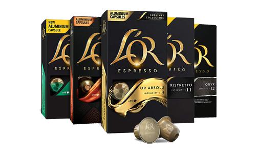 Product 3 L'OR Espresso Capsules