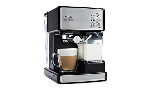 Product 4 Mr. Coffee Espresso and Cappuccino Maker