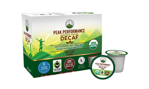 Product 4 Organic Decaf K Cups