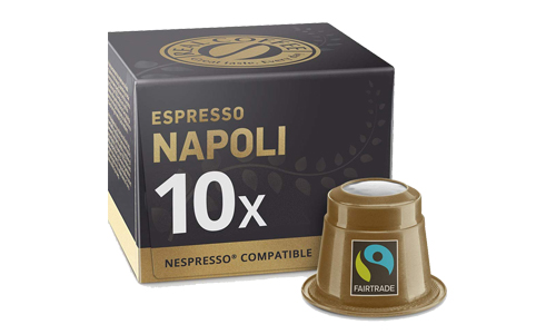Product 4 Real Coffee Nespresso Compatible Capsules