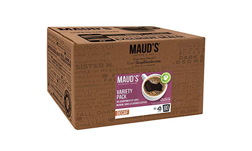 Product 5 Maud's Decaf Variety Pack