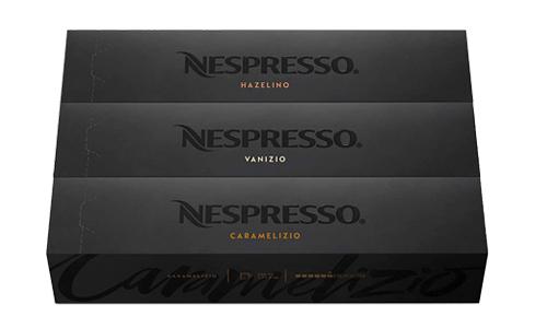Product 5 Nespresso Capsules VertuoLine