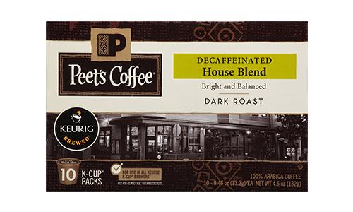 Product 6 Peet's Coffee Decaf