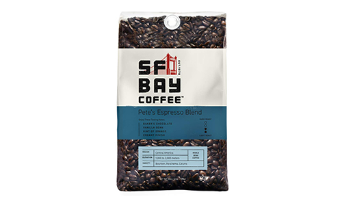 Product 8 SF Bay Coffee Petes Espresso Blend