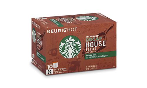 Product 8 Starbucks House Blend