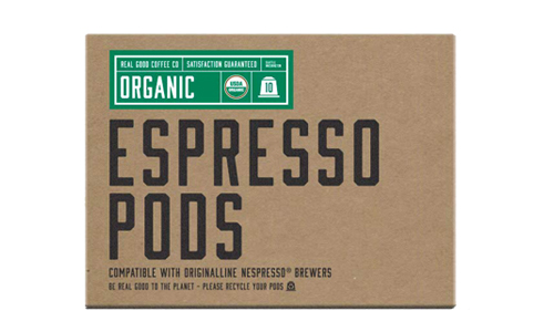 Product 9 Real Good Coffee Recyclable Capsules