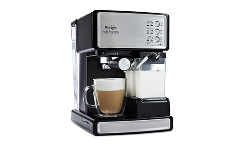 Product 1 Mr. Coffee Espresso Maker