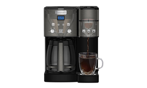 Product 2 Cuisinart SS 15BKSP1 Coffee Maker Perfect Brew
