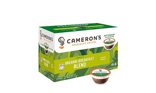 Product 9 Cameron's Coffee Single Serve Pods