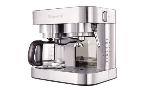 Product 9 Espressione EM-1040 Stainless Steel