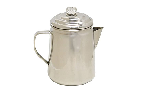 Product 1 Coleman Stainless Steel Percolator