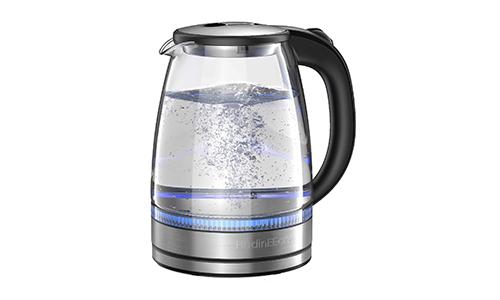 Product 11 HadinEEon 1.7L Glass Electric Tea Kettle
