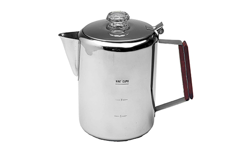 Product 13 Texsport Stainless Percolator 13215
