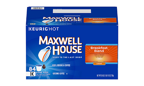 Product 17 Maxwell House K-Cup Coffee Pods