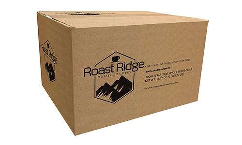 Product 19 Roast Ridge Coffee Pods