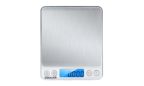 Product 3 GDEALER DS1 Digital Food Scale
