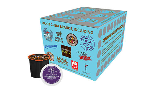Product 4 Crazy Cups Coffee Pods
