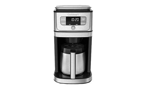 Product 5 Cuisinart DGB-850 Fully Burr Thermal Grind