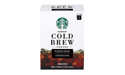 Product 12 Starbucks Cold Brew Pitcher Packs