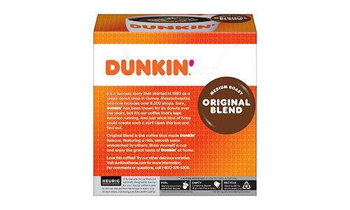 Product 2 Dunkin_ Original Blend